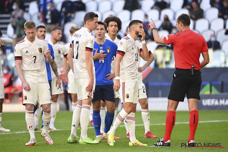 La Belgique n'a pas encore validé son ticket pour le Mondial 2022