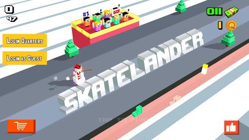 Télécharger Gratuit Skatelander APK MOD (Astuce) screenshots 3