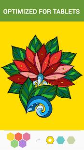 ColorMe Раскраска для взрослых Screenshot