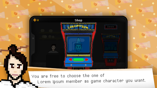 Lorem Ipsum : Multiplayer - Online Game - Arcade 0.2 screenshots 4