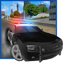 City Police Car Driving Game icon