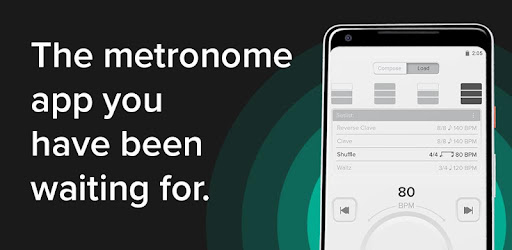 The Metronome by Soundbrenner - Apps on Google Play