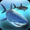 Sea Shark Adventure Game Free icon