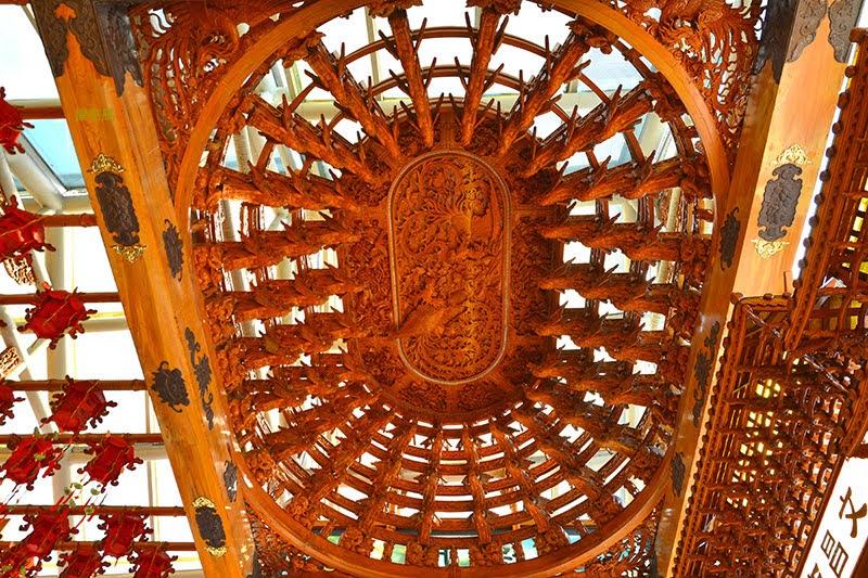 玻璃媽祖廟護聖宮