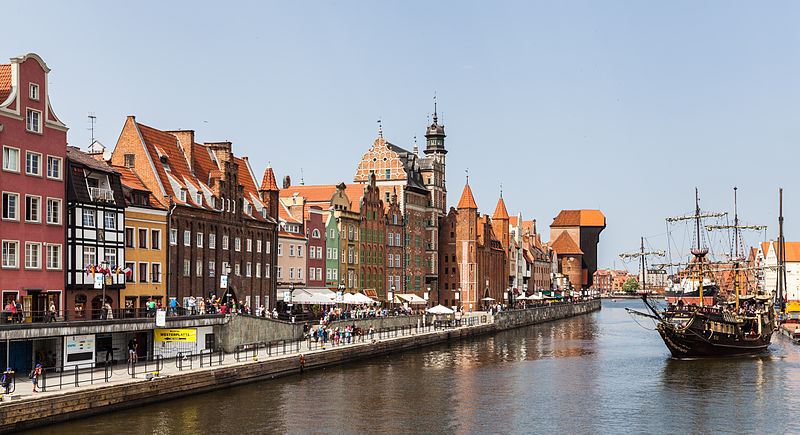 Halvat lennot Gdanskiin alk. 20€ | Lentodiilit ja matkatarjoukset Budjettimatka.com
