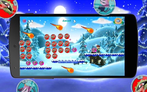 Download Yokai Adventure in Ice Island For PC Windows and Mac apk screenshot 4