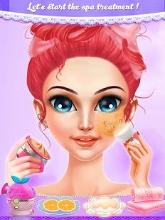 Tải Game Princess Doll PJ Party Salon