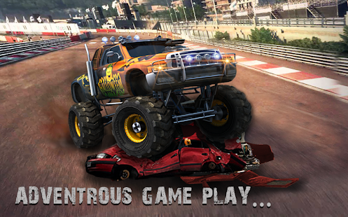 Mmx Monster Truck Racing Android Apps On Google Play