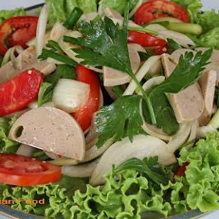 Thai Salad - Yum Moo Yaw.