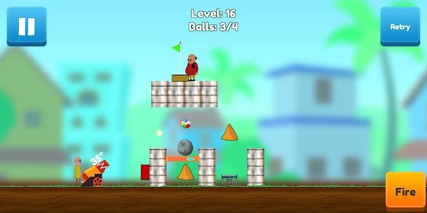 Motu Patlu Cannon Battle Android Game APK Download 4