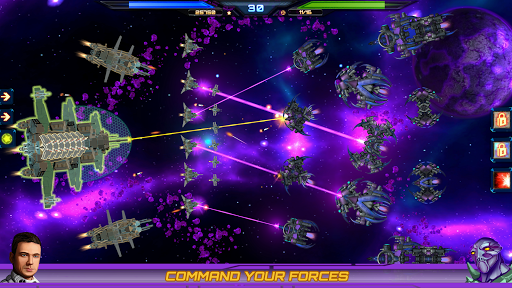 Armada Commander : RTS Space Battles 0.9.8 de.gamequotes.net 1