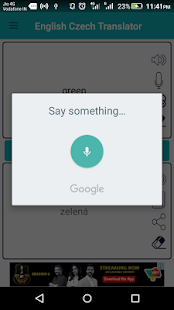 English Czech Translator apk screenshot 3