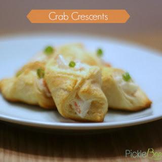 Crab Crescents