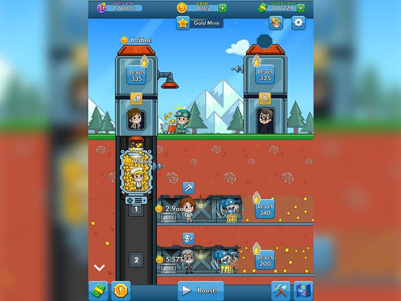 Idle Miner Tycoon - Mine Manager Simulator Screenshot 15