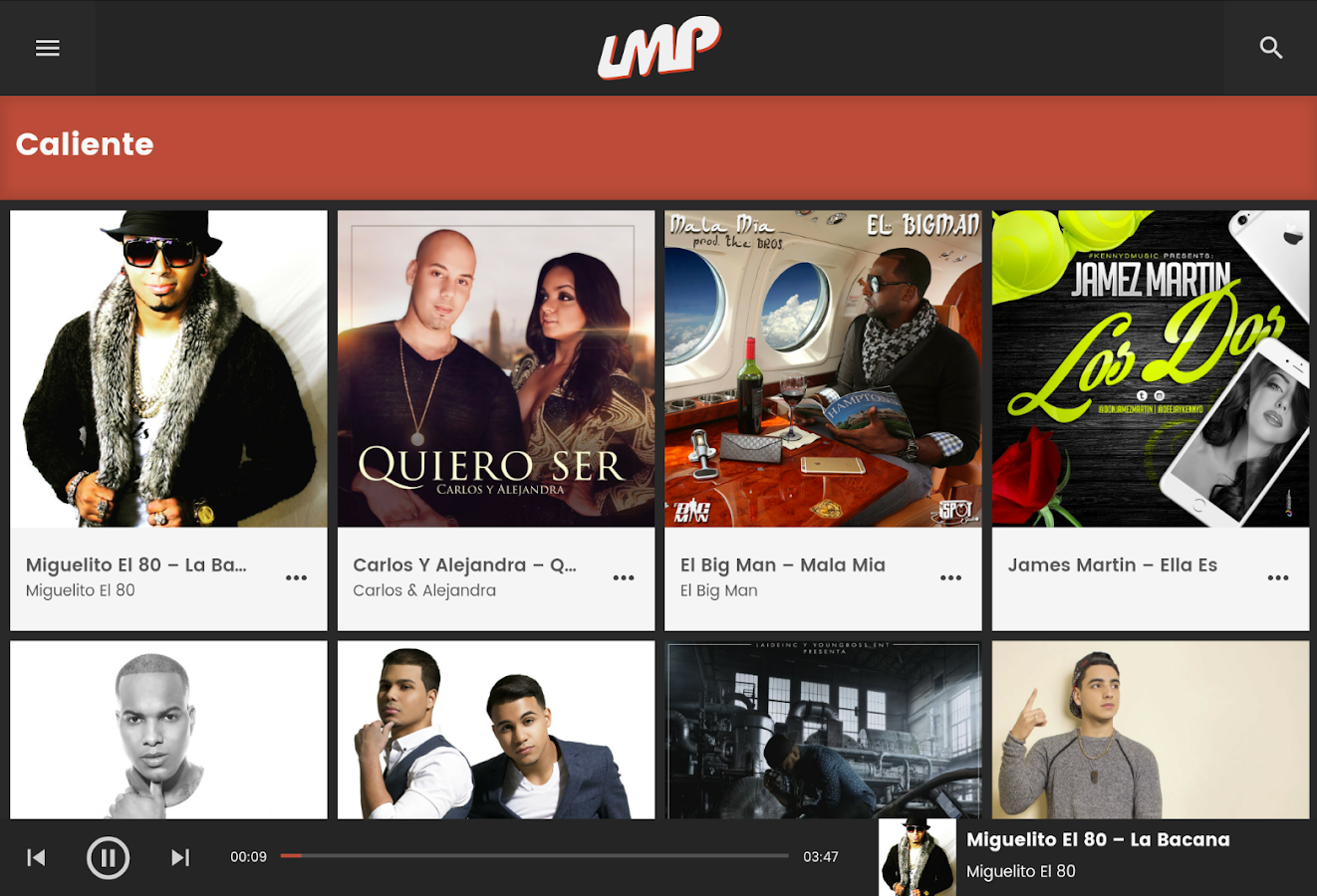 LMP- screenshot