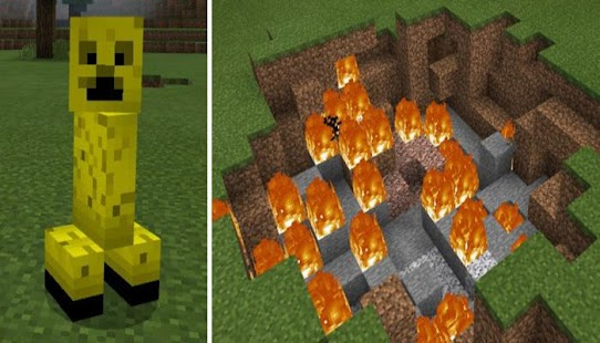 Nuke Mod for Minecraft PE - náhled