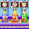Crispy Potato Chips Factory: Snacks Maker Games icon