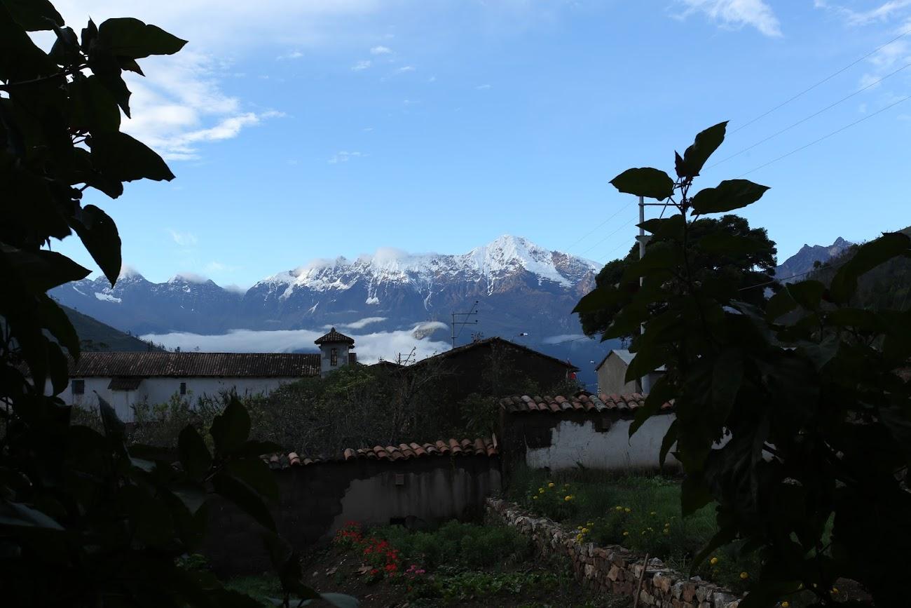 6 месяцев 6 стран. Перу