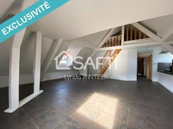 appartement à Lièpvre (68)