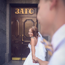 Wedding photographer Natalya Shulgina (Shulgina). Photo of 24.08.2014