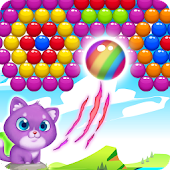 Bubble Shooter Kitty Android APK Download Free By Bubble Shooter Games By Ilyon
