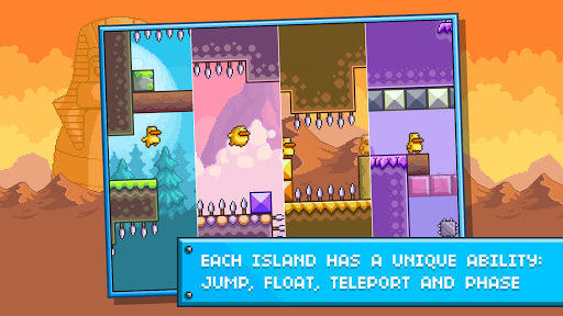 Gravity Duck Islands para Android