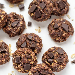 Healthy No Bake Cookies.
