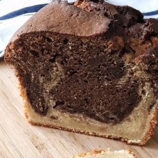 Marble Poundcake.