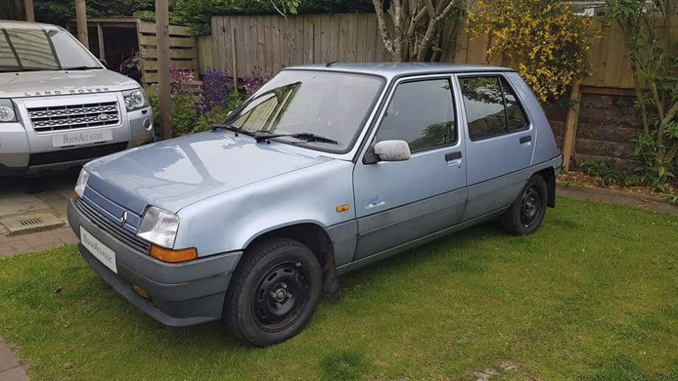 Renault Super 5 Hire Arbroath