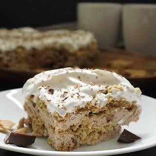 Easy Mousse Icebox Cake.
