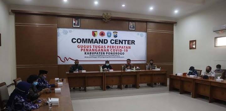 Pemerintah Kabupaten Ponorogo Putuskan PPKM