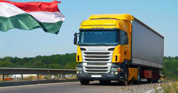 Автомобильные Грузовые перевозки из Венгрии