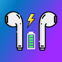 PodAir - AirPods Battery Level icon