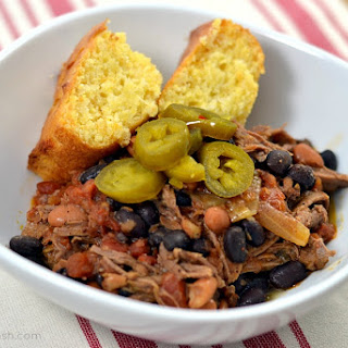 Slow Cooker Cowboy Pot Roast