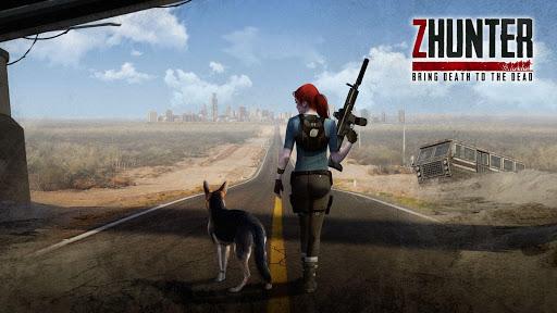 Zombie Hunter Sniper: Jeu de Tir Gratuit - FPS fond d'écran 1