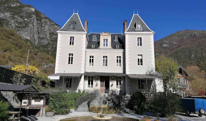Château Saint-Béat