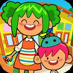Pretend Preschool - Kids School Learning Games 1.8
