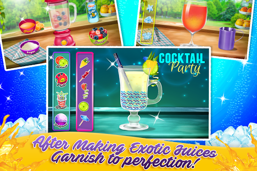 Summer Drinks - Refreshing Juice Recipes  screenshots 9