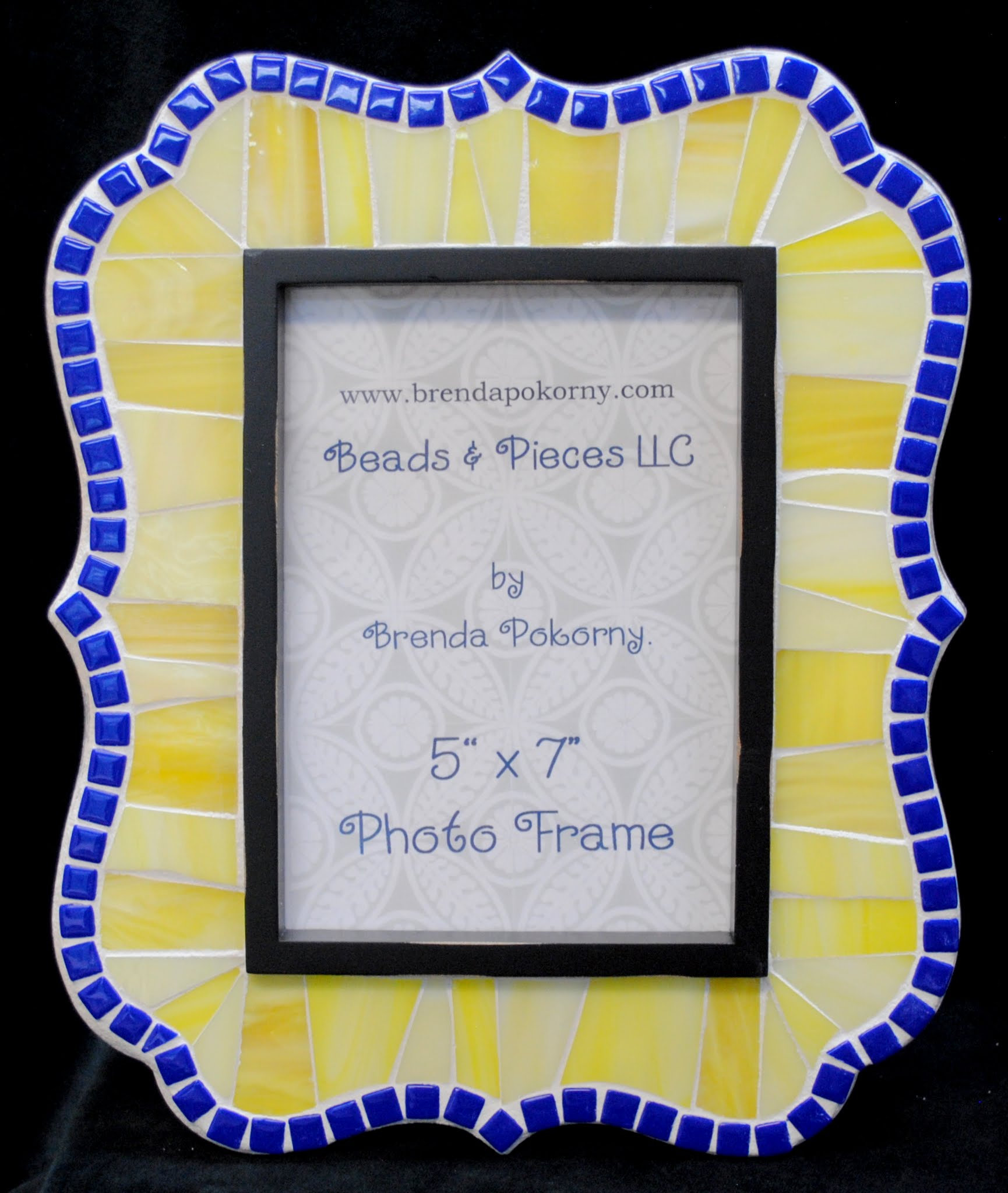 Mosaic Photo Frames & Mirrors
