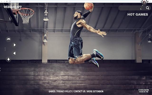 NBA Basketball Wallpapers New Tab