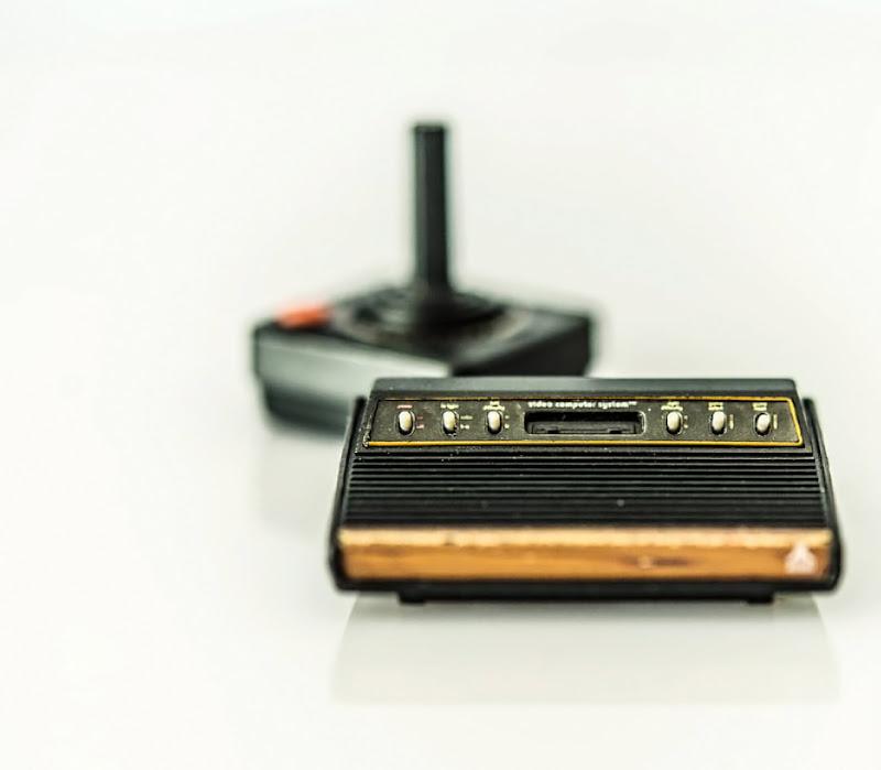 Atari 2600 di Massimiliano zompi