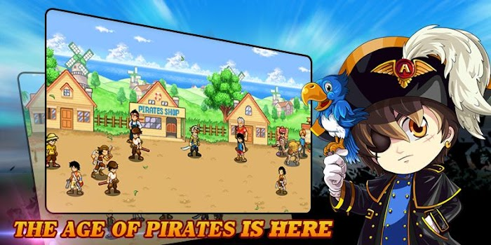 The Pirate War