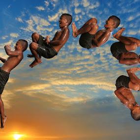 by Prachit Punyapor - Digital Art People