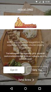 Tải Korateş Pide & Kebap APK