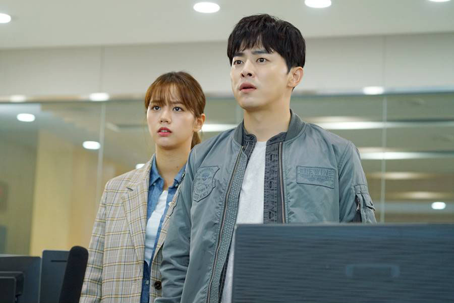 Jo Jong Suk thừa nhận diễn xuất của Hyeri không phù hợp với nhân vật nhưng  vẫn lên tiếng bảo vệ cô | Kites cine, We Fly