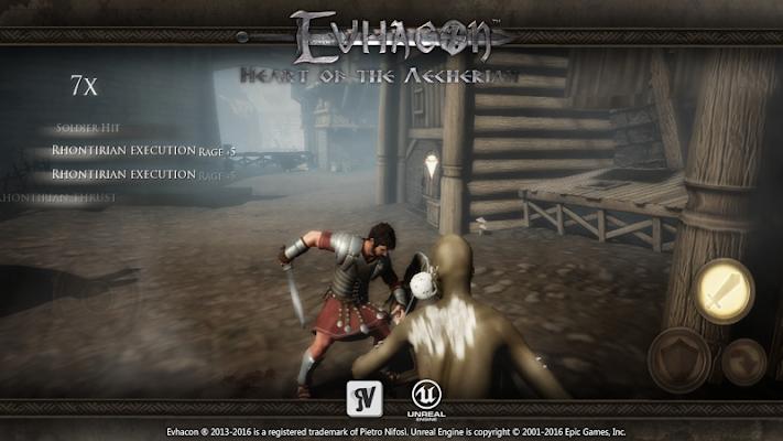 Evhacon 2 HD- screenshot