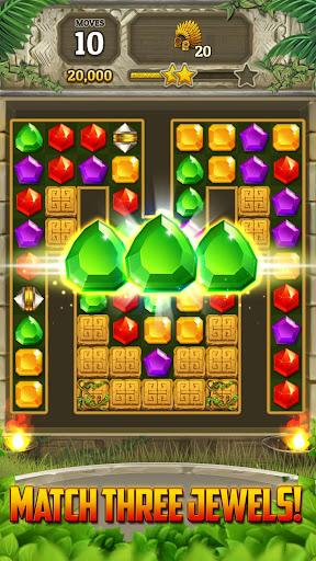 Jewel Match Temple: Classic Gem Crush 1.6.1 screenshots 1