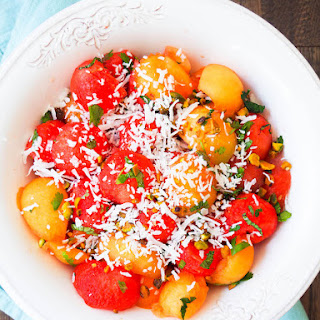 Melon and Mint Salad Recipe