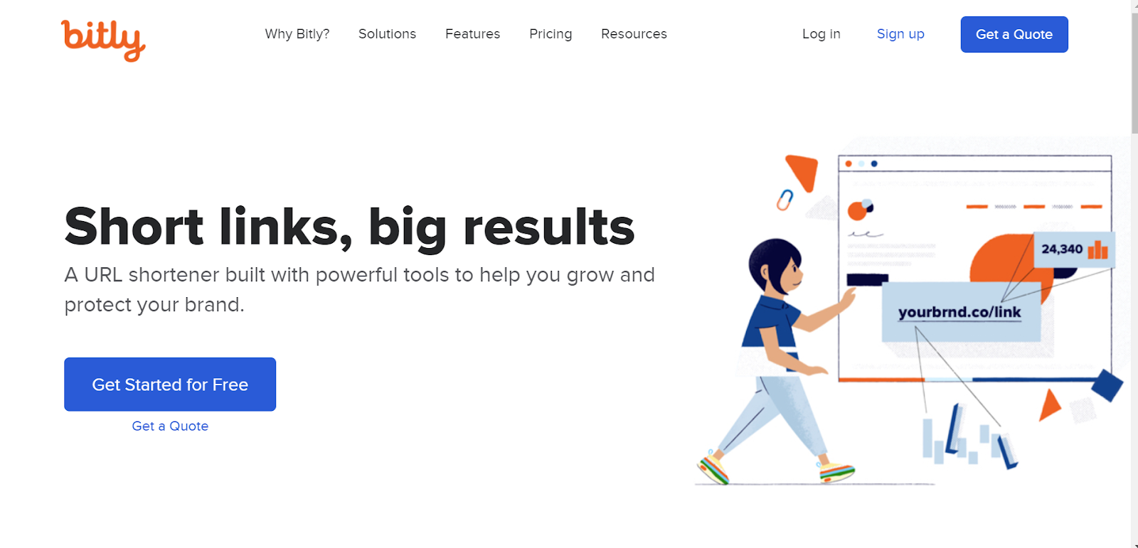 Bitly: Top 15 Social Media Tools Nigeria Businesses Can Use To Manage Their Accounts