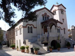 Photo: Tessaloniki Taxiqarchon-Kirche